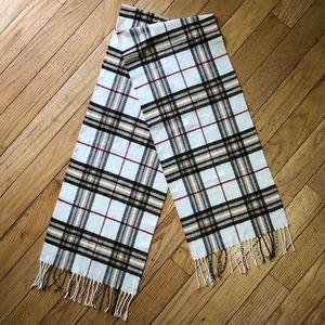 Accessories - Women's cashmere scarf